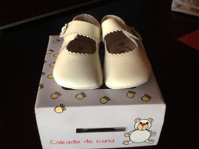 77d121095 Zapatos De Charol Bebe Niña Para Ceremonia de segunda mano por 10 ...