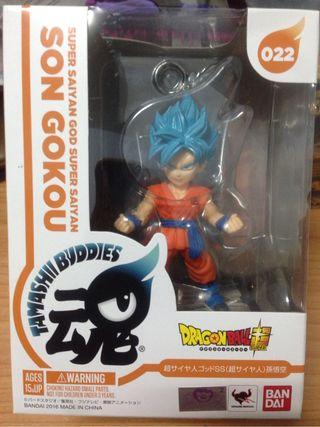 Tamashii Buddies Goku Super Saiyan Dios, Bandai