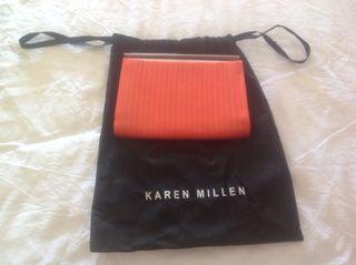 Bolso de mano de Karen Millen.