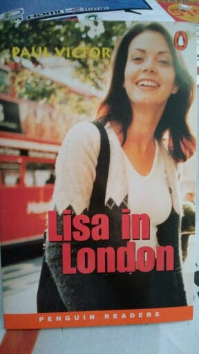 Lisa in London