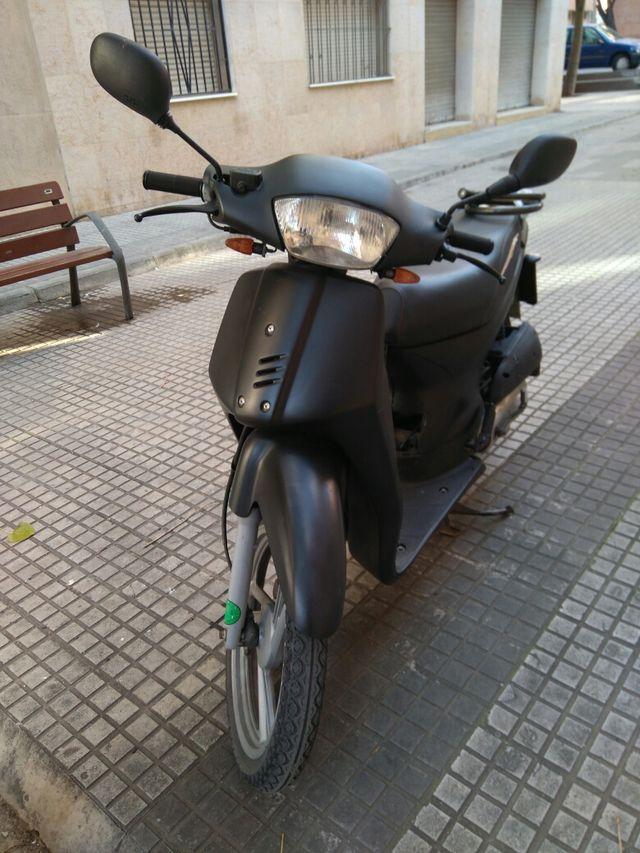 Moto Honda Scoopy 100cc 125cc