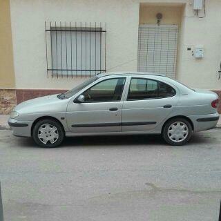 Renault Megane 2001