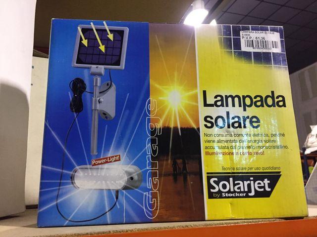 Lampara Solar Leds NUEVA