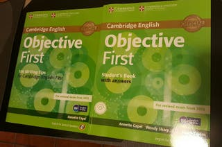 Self study pack completo First Cambridge