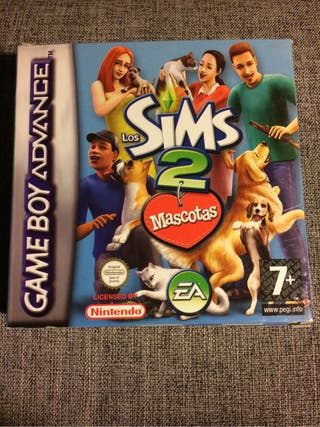 Juego GameBoy Advance