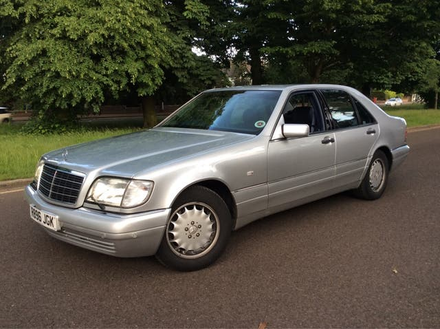 Mercades Benz S320 39k Miles Only - Full Service History