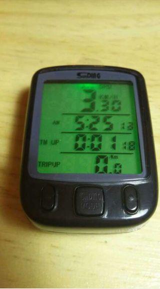 Cuentakilometros para bicicleta nuevo