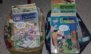 coleccion comic mortadelo y filemon