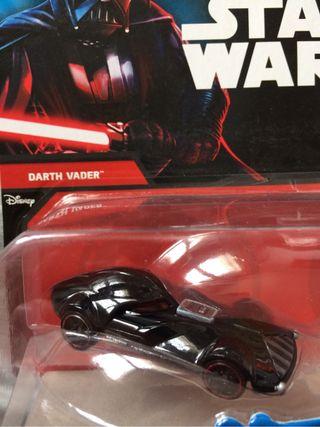 Hot Wheels Star Wars Darth Vad