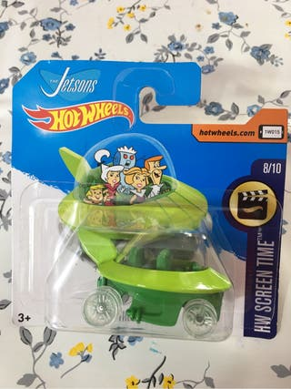 Coche hot wheels