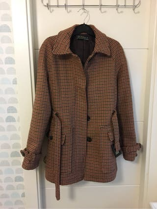 Abrigo vintage Zara talla m