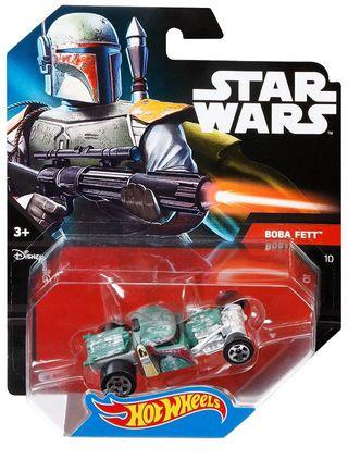 Hot Wheels Star Wars Boba Fett