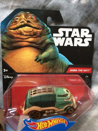 Hot Wheels Star Wars Jabba