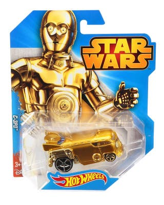 Hot Wheels Star Wars C-3PO