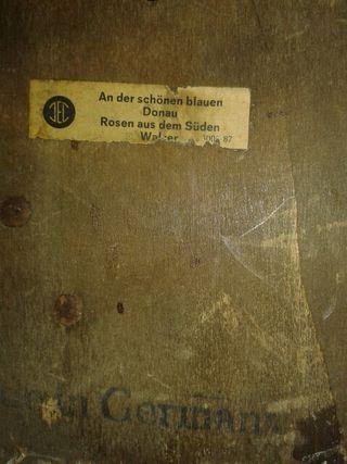 Reloj cuco aleman