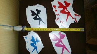 vinilos stickers pegatinas liquidación