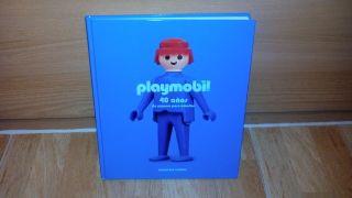 Libro Playmobil 40 AÑOS DE RAZONES PARA AMARLOS