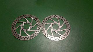 frenos de discos para bicicletas