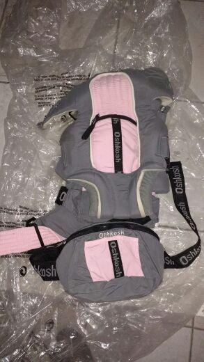 Bolsa porta bebe
