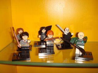 Lego Harry Porter precio por figura nuevos