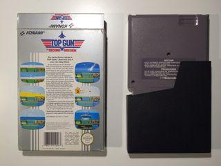 Juego Top Gun II Nintendo Nes