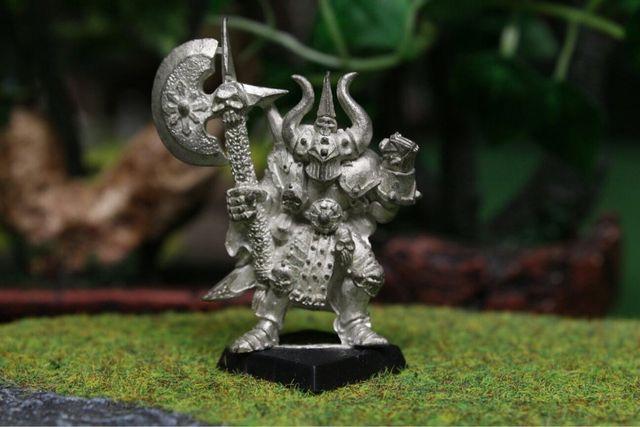 Warhammer Héroe del caos