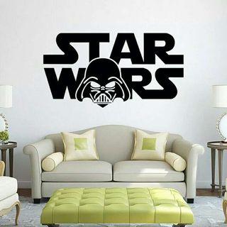 Vinilo decorativo starwars