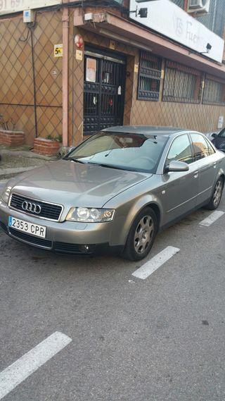 Audi A4 1.8 T quattro 163 .cv gasolina
