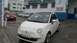 Fiat 500 año 2012