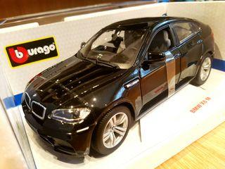MAQUETA 1/18 BMW X6 M