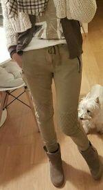 pantalon pull &bear
