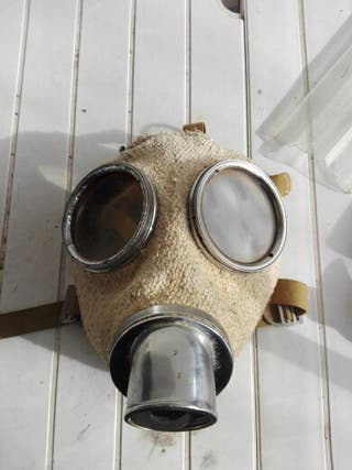Mascara antigas antigua