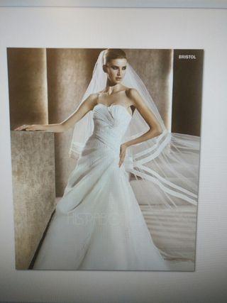 vestido de novia de segunda mano en san sebastián de los reyes en