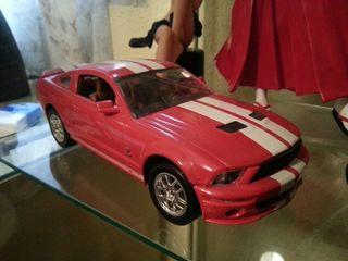 maqueta coche Ford Mustang Shelby Cobra 1/35