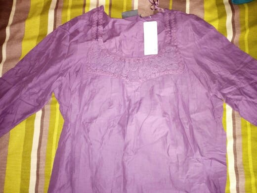 blusa premama