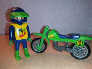 Playmobil 3698 motocross