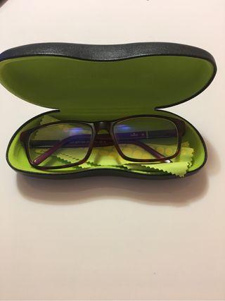 Gafas miopia 1,25 y 1,50