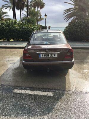 Mercedes-benz Clase C 1997