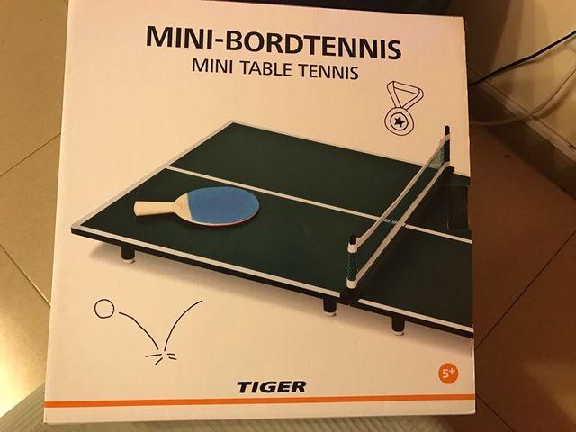 Mesa Ping Pong Portatil Tienda Tiger De Segunda Mano Por 25 En