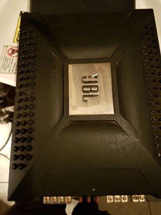 amplificador jbl