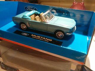 Maqueta Mustang 1964 descapotable