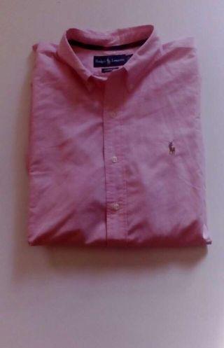 Camisa hombre ralph lauren L