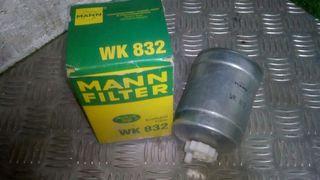 mann wk832. wk 832 WK832
