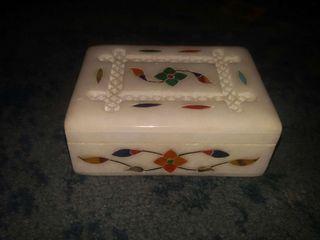 Caja decoración