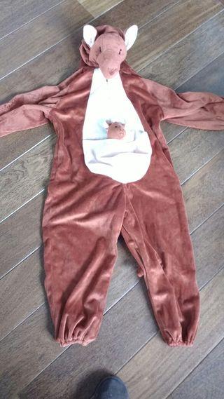 Disfraz canguro