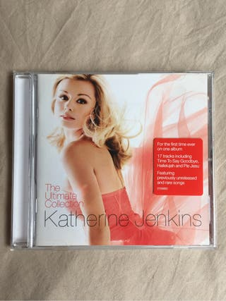 """KATHERINE JENKINS"" cd por 1€!"