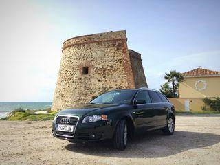 Audi a4 avant 2.0 tdi 143 5p. Perfecto estado.