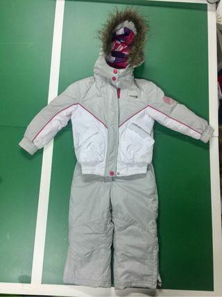 Chaqueta ski niña talla 5 - 6