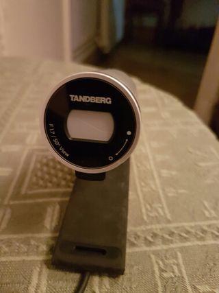 Camara video conferencia HD.