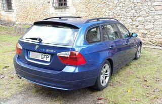 BMW Serie 3 320d Touring Aut LIBRO 2008